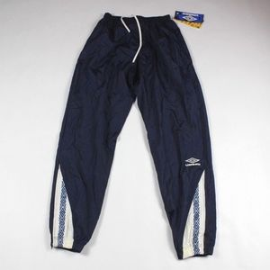 Vintage New Umbro Spell Out Nylon Joggers Pants L